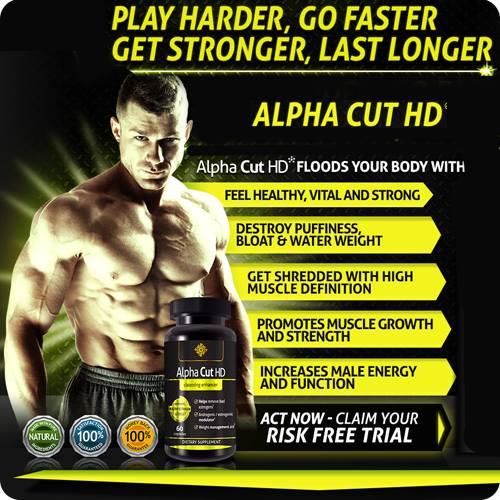 Alpha Cut HD