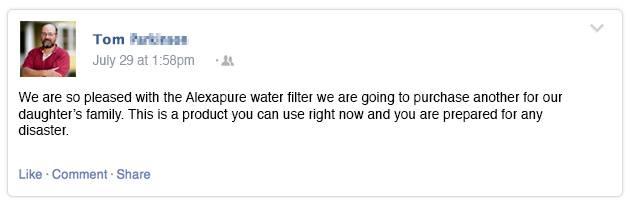 Alexapure Pro Water4patriots