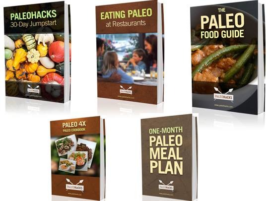 Paleo hacks cookbook