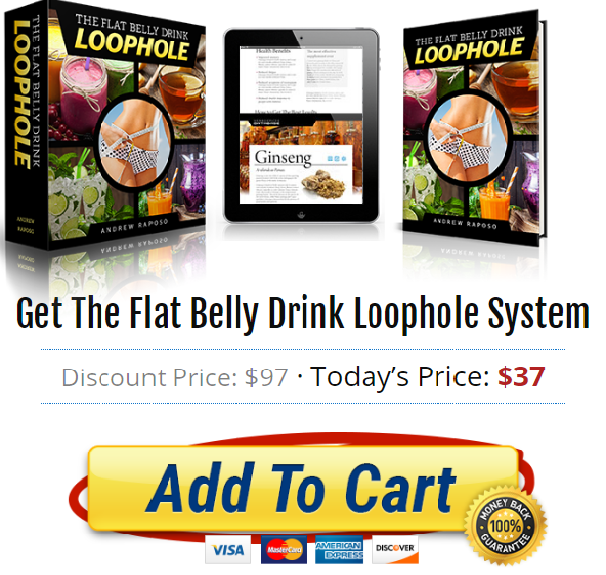 flat belly drink loophole Review