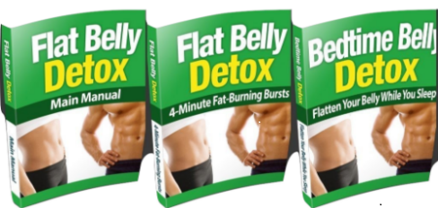 flat belly detox review