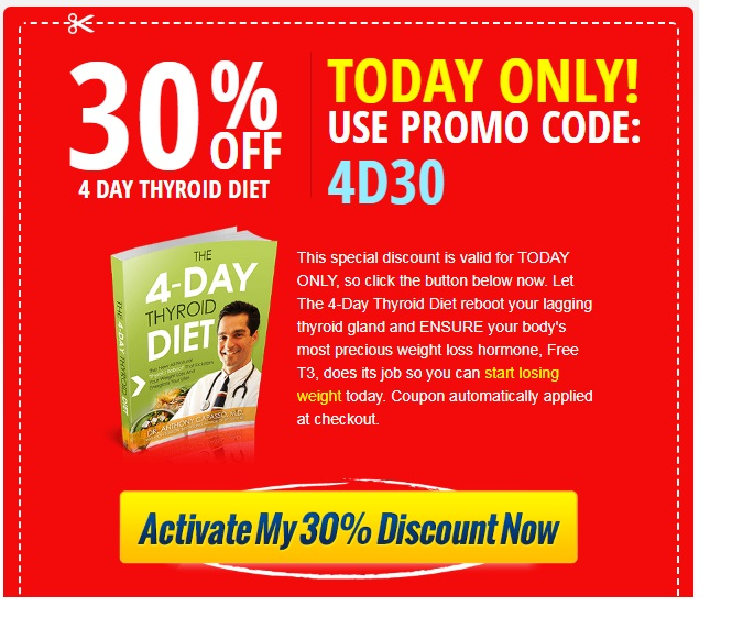 4 day thyroid fix discount