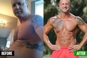 1 hour belly blast diet before after